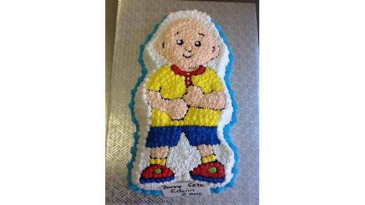 Gâteau caillou