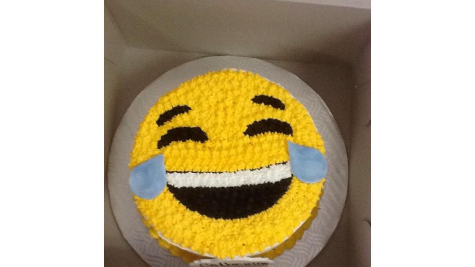 Gâteau Emoji 2