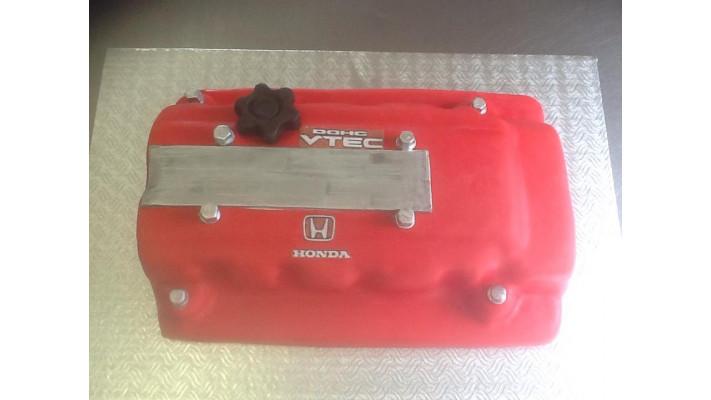 Gâteau moteur auto