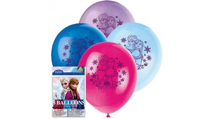 Reine des neiges ballon