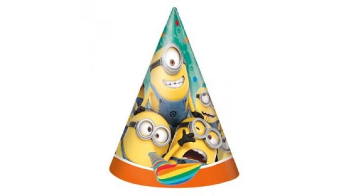 Minion chapeau de fêtes