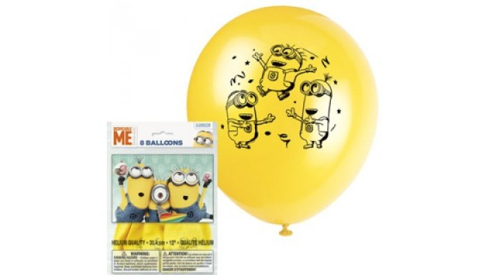 Minion,  Ballon