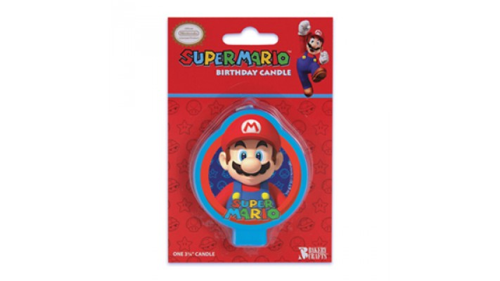 Mario Bross chandelle