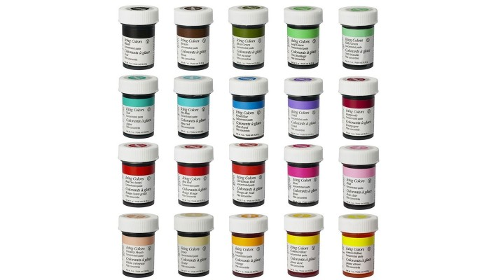Colorant Wilton